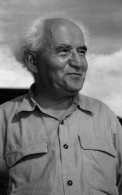 David Ben-Gurion – Instructor Version