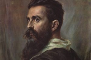 Herzl Painting Full color