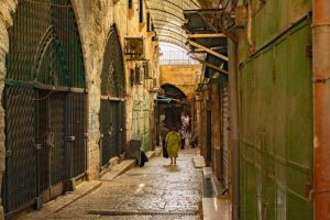 Jerusalem's Old City