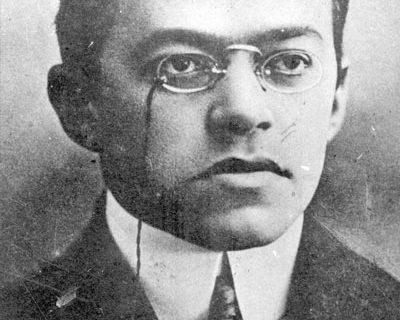 Vladimir (Ze'ev) Jabotinsky – Student Version